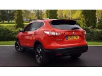 2015 Nissan Qashqai 1.5 dCi N-Tec+ 5dr WITH SAT NA Manual Diesel Hatchback