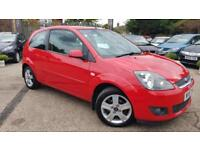 2007 Ford Fiesta Zetec Climate 1.4TDCi*Low Mileage* Only £30 Road Tax Year