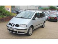 2004 Seat Alhambra 1.9 TDI PD Reference 5dr