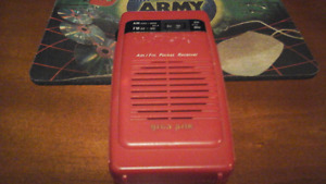 AM / FM Transistor Radio Grand Prix