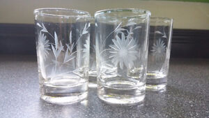 Vintage and Antique Glass Ware