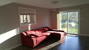 Laurelwood 1 bedroom furnished walkout basement $950 all inclusi