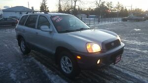 HYUNDIA SANTA FE AWD *** FULLY LOADED SUV *** CERT $4995 Peterborough Peterborough Area image 3