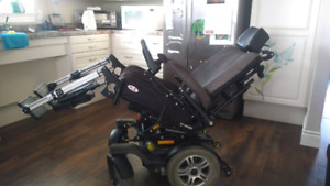 Alex power wheelchair