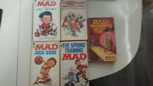 MAD collection #2,3,9,35,92,231 + Don Martin