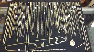 Necklaces, bracelets, rings, earrings & charms! London Ontario image 1