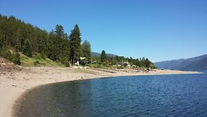 10 ACRES OF SUBDEVIDABLE WATERFRONT PROPERTY ON THE ARROW LAKE