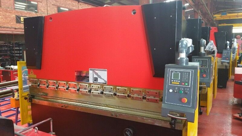 New Hydraulic press brake WC67Y-63/3200