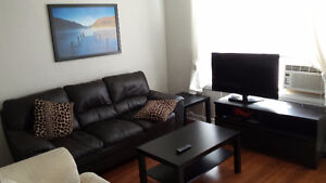 May - 2 bdrms, furnished, expenses included, Ottawa U (2)