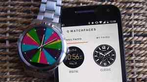 Fossil Q Android Smart watch