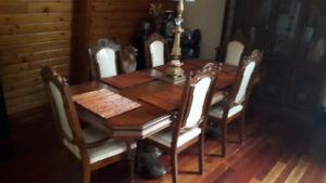 Set de salle à manger de style Italien