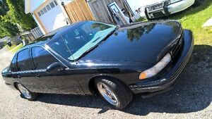 '96 Chevy Impala SS - 2 cars for 1 with '96 Caprice Interceptor
