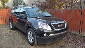 Extended warranty till 2020. Private sale. 2012 GMC Acadia. AWD