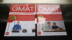 Manhattan Prep Foundations of GMAT Math & Verbal