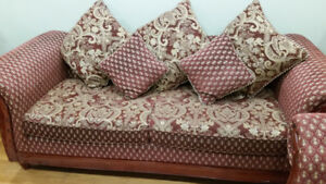 Elegant style of sofa,chair and chase for sale