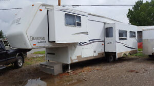 2001 Jayco Designer holiday trailer
