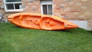 Double tandem kayak cobourg