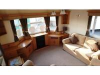 Static Caravan Clacton-on-Sea Essex 2 Bedrooms 6 Berth ABI Sunningdale 2003 St