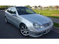 2006 56 Mercedes-Benz C180 Kompressor 1.8 auto SE ++FULL MERCEDES BENZ HISTORY++