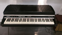 CLAVIER ÉLECTRIQUE VINTAGE FENDER RHODES SEVENTY THREE MARK II
