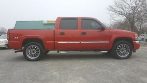 2007 GMC SIERRA 4X4 PICKUP TRUCK  ** LOADED Z71 ** CERT $9995