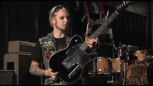 Wanted J5 John 5 Squier Telecaster