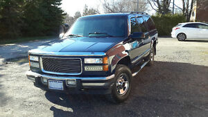1995 GMC Suburban chrome Autre