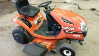 KUBOTA T1770 PACKAGE