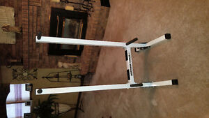 Tricep Chest Peck Dip Station Mint Condition Kitchener / Waterloo Kitchener Area image 2