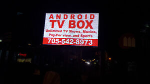 Smart TV Android Boxes