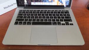 "13"" MacBook Pro - Upgraded 256GB HD, 16RAM + 2 Power Adapters"