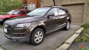 Very CLEAN &PERFECT & ACCIDENT FREE car/ 2011 Audi Q7