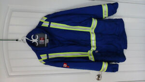 BIG BILL CANADIAN MADE FR WINTER PARKA AND COVERALL