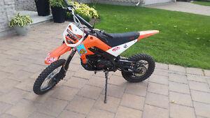 2012 GIO X33 140CC!!