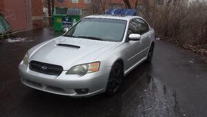 2005 Subaru Legacy gt 2,5 turbo