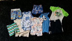 6-12 month boys summer