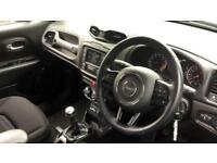 2016 Jeep Renegade 1.6 E-torQ Dawn Of Justice 5dr Manual Petrol Hatchback