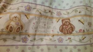 Curtains for Kids Room or Nursery - Price Reduced!