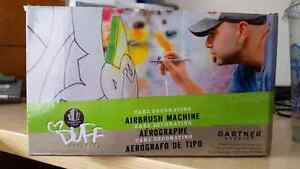 Airbrush for cake decorating!!!