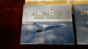 AVRO ARROW   4 ALBUM COLLECTION