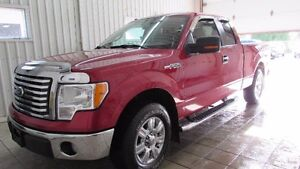 "Ford F-150 2WD SuperCab 145"" 2010"