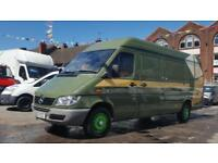 Mercedes-Benz Sprinter 2.2TD ( 3500kg ) 311CDi LWB MANUAL