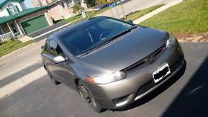 2008 Honda Civic SI Coupe (2 door)