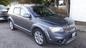Immaculate 2013 Dodge Journey RT - Warranty to Aug 2020