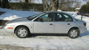 2002 Saturn Autre Berline