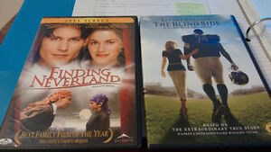 Movies - Finding Neverland and The Blind Side