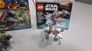 Various Star Wars Lego