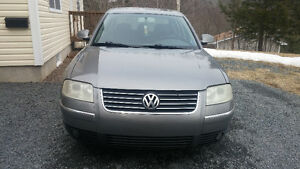 2005 Volkswagen Passat 4Motion w/turbo