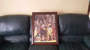 Handmade Needlepoint picture