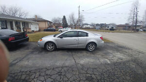 2004 Saturn ION Coupe Coupe Low Km
